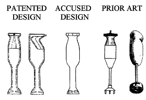 Design patent infringement